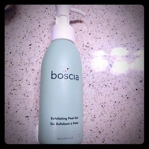 Boscia Makeup - Boscia exfoliating peel gel